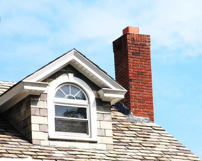 A Collection Of Chimneys Memes Amino Brick Restoration Winter House Brick Chimney