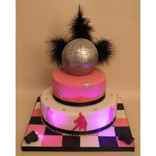 1000+ images about Bakery - Cake Decorating - Disco on ...