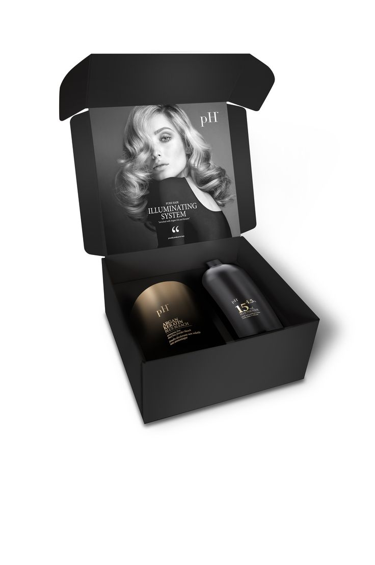"""ILLUMINATING BLONDE """"enriched with Argan Oil and Keratin"""" PURE HAIR"""