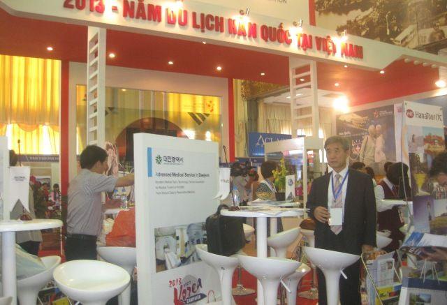 Feria turística internacional de Vietnal 2013 hacia fines comerciales   hablarvietnam.com