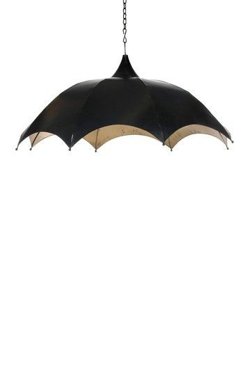 Umbrella Chandelier, maybe for a kids room/ reading nook