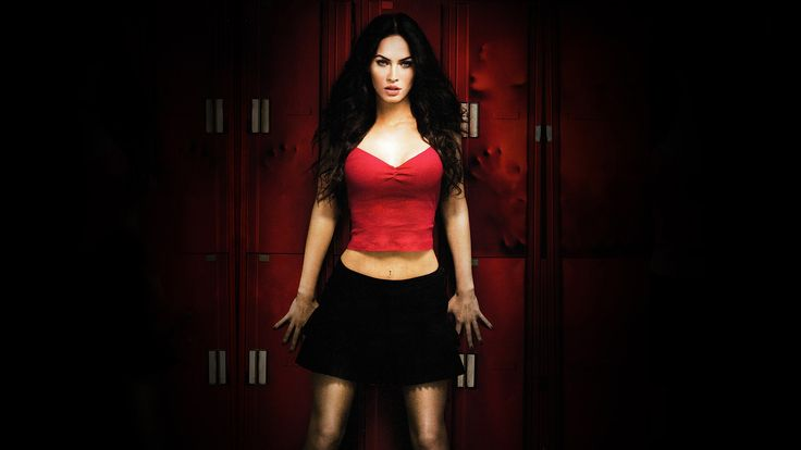 Megan Fox in Jennifer's Body - now she makes sense as a vampire, beautiful but deadly :)