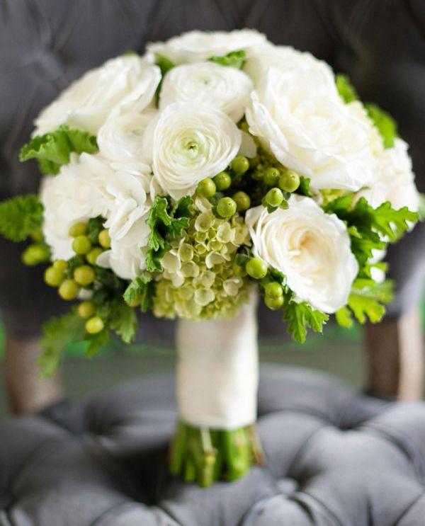 #Bouquet | #Green | JustinMarantz.com