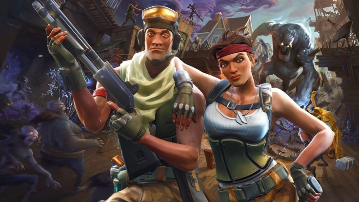 Those on Xbox One will be able to play with PC, Mac, iOS, and Android users. Discuss on Twitter     VISIT THE SOURCE ARTICLE Xbox One Cross-Platform Support Announced for Fortnite http://www.overnewser.com/images-site/apple-touch-icon-114×114-precomposed.png