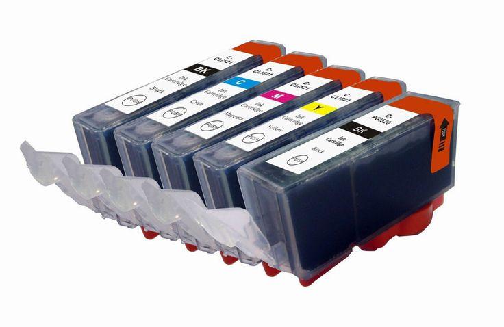Canon edible  ink cartridges PGI 225 / CLI 226 for Edible Printers MG 5320  #Canon