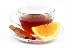 Het liefst drink ik de hele dag thee. Ik ben gek op alle smaken!