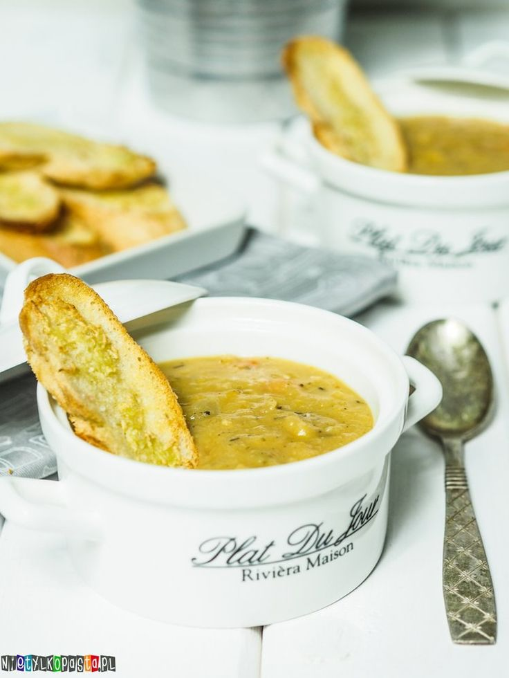 Zupa grochowa w wersji FIT