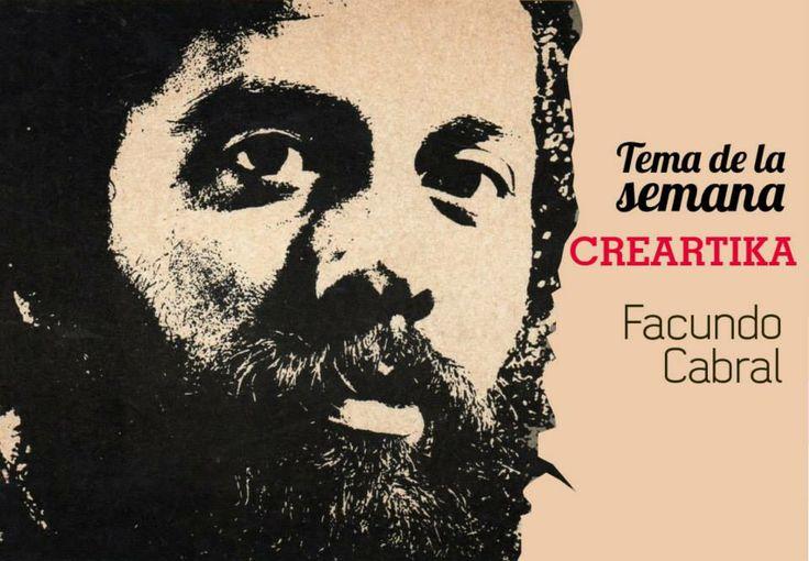 Homenaje CREARTIKA a Facundo Cabral