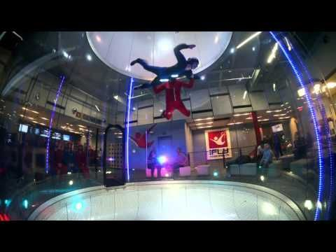 iFLY Indoor Skydiving Experience at Rosemont