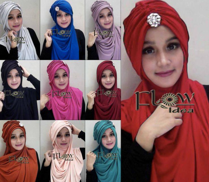 Jilbab Syria Topi Turban Almonda By Flow Idea Terbaru - Jilbabcantikmurah.com Harga: Rp 60.000 /pc Harga: Rp 50.000 /pc (pembelian minimal 5 pcs ) Harga: Rp 47.500 /kodi ( 20 pcs )  Jilbab Syria Topi Turban Almonda By Flow Idea Terbaru, jilbab langsung pakai dengan topi turban yang menyambung atau menyatu.   To Order: Ketik: Kode, Warna, Jumlah, Nama, Alamat SMS ( Only ) 0813 99 143 041 ( Sonia ) Pin BB: 261B01C0  Website: http://jilbabcantikmurah.com