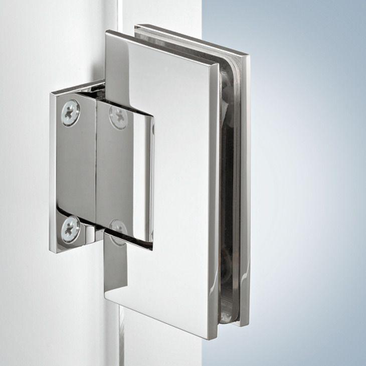 Shower Door Hinge Straight In The Hafele America Shop Shower Doors Bathroom Accessories Bathroom