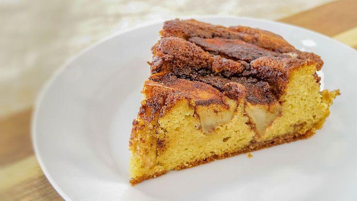 A delicious paleo cinnamon and apple cake dessert! #yumpaleo #yum #paleo #delicious #happytummy #happyhormones #apple #cinnamon #cake #baking #foodporn #igers #thebest #healthy #recipes