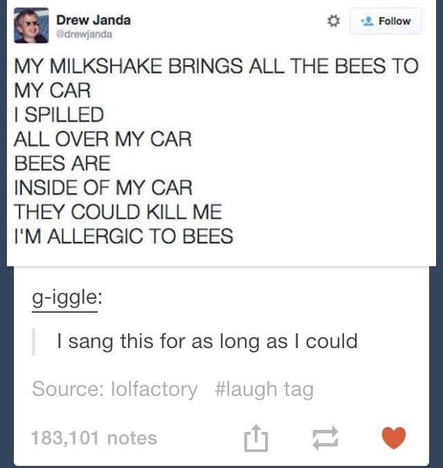 The best thing is that I was singing this song just 5 mins back and then I came across this.