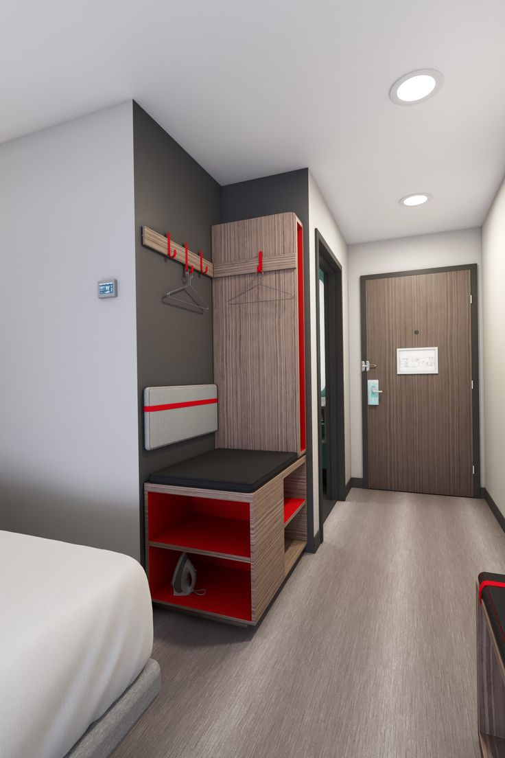 Hotel Guest Room Design: Midscale Hotels Boost ROI By Opening Up Their Casegoods