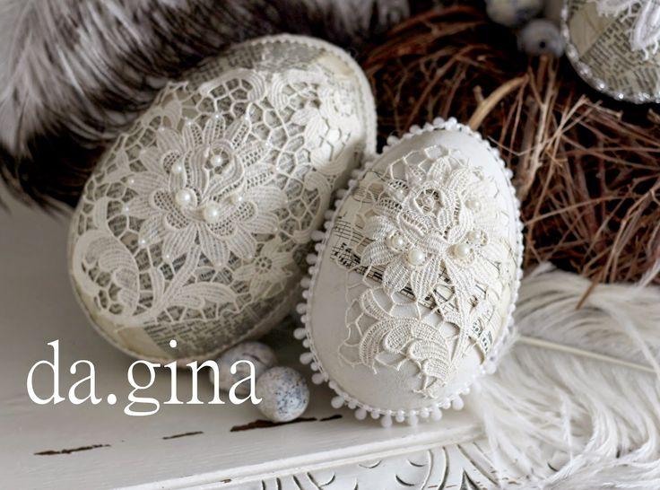 da.gina vintage: Ostern