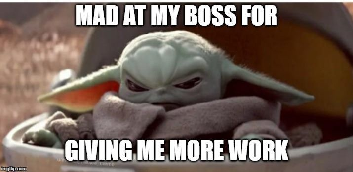 The 50 Best And Funniest Baby Yoda Memes 50 Best Part 3 Funny Babies Yoda Meme Yoda