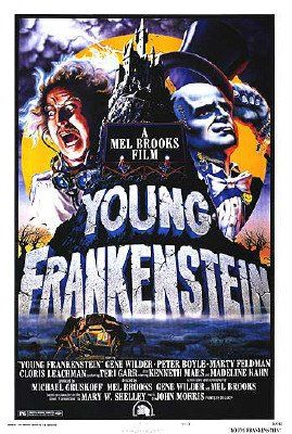 "Young Frankenstein - Movie Poster / Print (Size: 27"" x 40"") Poster Stop http://www.amazon.com/dp/B008CETQ1K/ref=cm_sw_r_pi_dp_u9uoub07C9B1X"