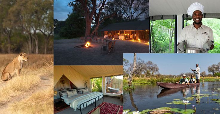 Little Machaba in Botswana is a small luxury camp perfect for families.   info@discovermyafrica.com