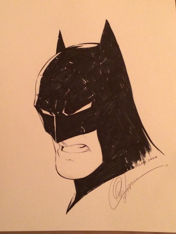 Batman by Greg Capullo *