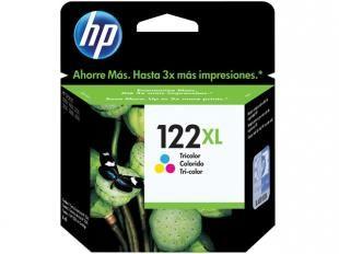 Cartucho de Tinta Colorido - HP 122 CH564HB