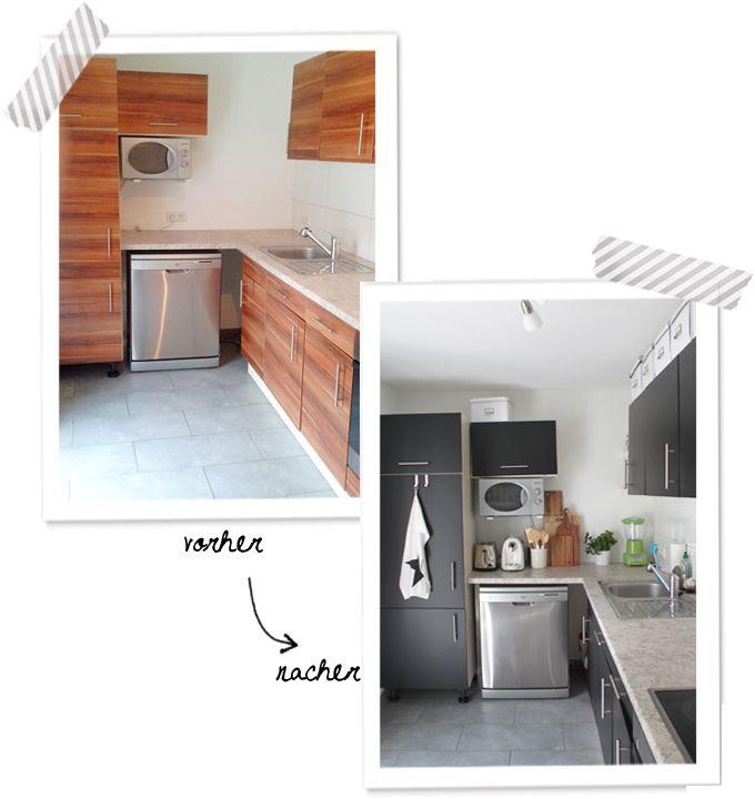 Die besten 25+ Küche klebefolie Ideen auf Pinterest Klebefolie - klebefolie kueche kuechenmoebel