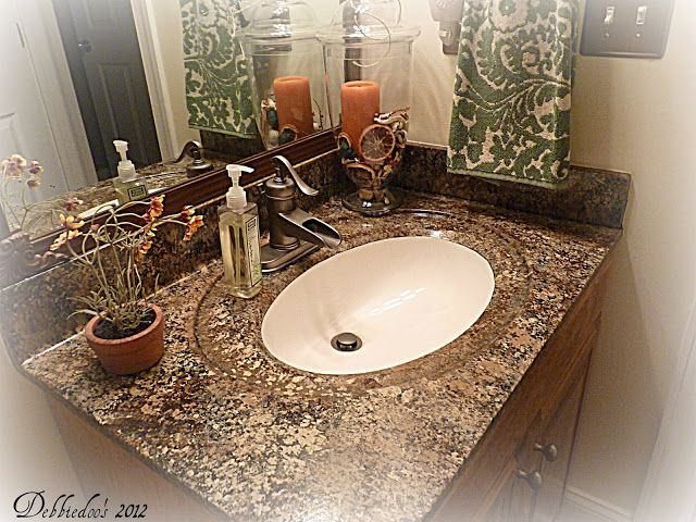Giani Countertop Paint Walmart : Diy painted countertops using Giani Granite paint kit: Giani Granite ...