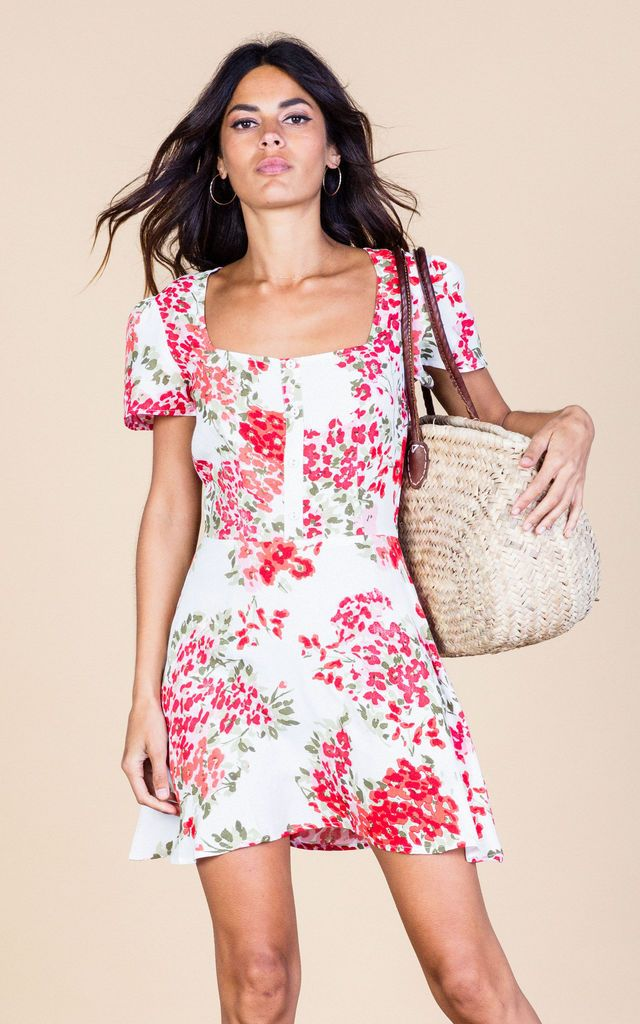 Click to view Heidi Dress in Blossom