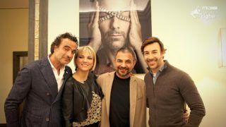 """HUMAN FACES. ART FOR LIFE"": L'elegante Finissage a Palazzo Caracciolo"