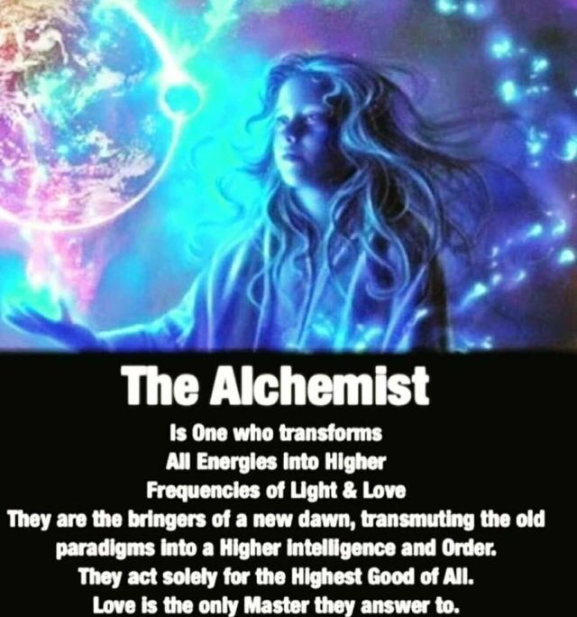 What is an alchemist?