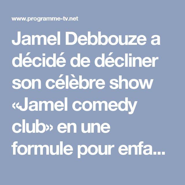 Jamel Debbouze a décidé de décliner son célèbre show «Jamel comedy club» en une formule pour enfants de 5 à 10 ans, le «Jamel Comedy Kids». Sur scène, d'espiègles minots, qui n'ont évidemment pas leur langue dans leur poche, revisitent les sketches les plus connus des artistes...