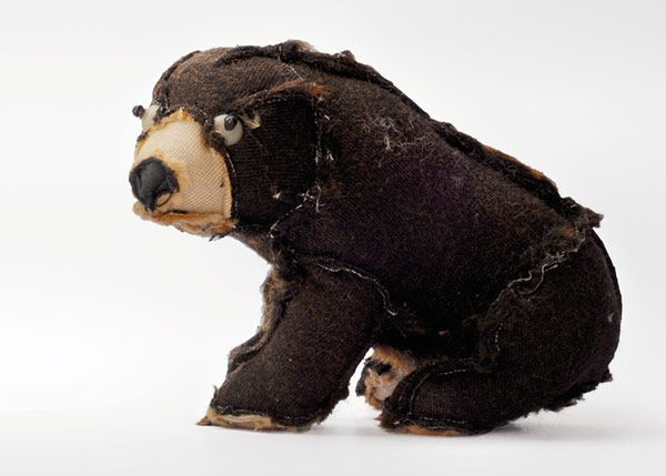 What a grand idea:  plush animals given new life!