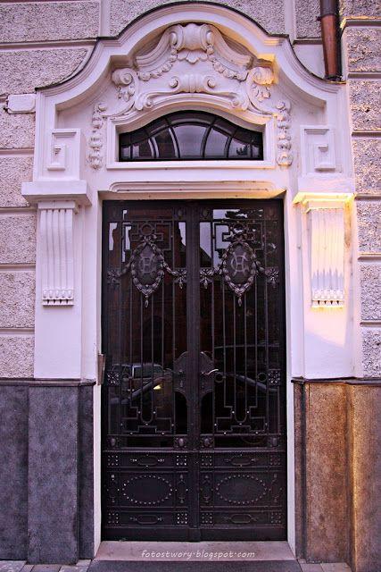 door, drzwi, Czech Republic, Olomunie