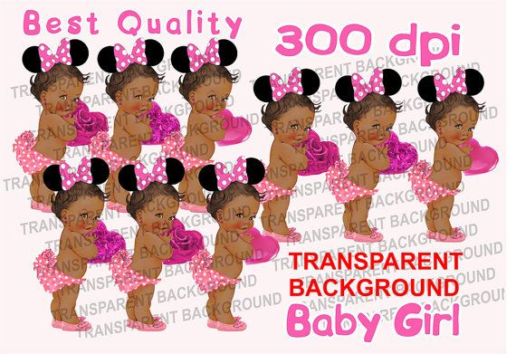 Cute Minnie Mouse Vintage Baby Girl Pink Ruffle Pants