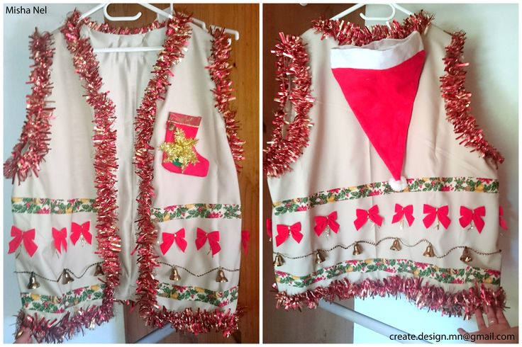 2016 Christmas in July Ugly Sweater Party