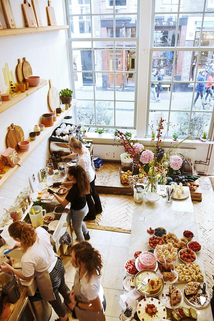 Amsterdam-Tipps für einen Kurztrip Teil 1 – schönste Frühstücksplätzchen