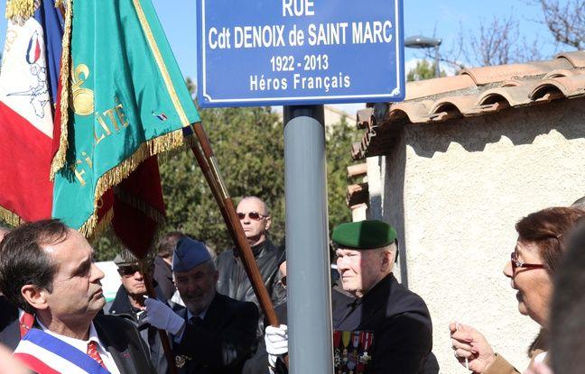 Béziers: Robert Ménard rebaptise une rue du nom d'un putschiste de la guerre d'Algérie