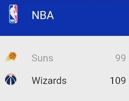 Resultados de ayer en la NBA I love his game!   Here the NBA scores of yesterday  #nba #lakers #losangeles #whasingtonwizards  #okc #westbrook #nets #houstonrockets #utahjazz #sixers #76ers #joelembiid #johnwall #nbamovistar #antonidaimiel #guillermogimenez