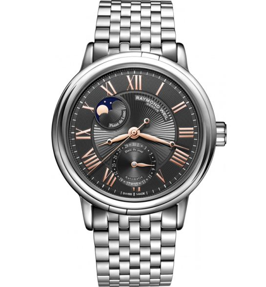 17 best images about watch heaven ♡ watch case maestro 2839 st5 00609 mens watches automatic moon phase