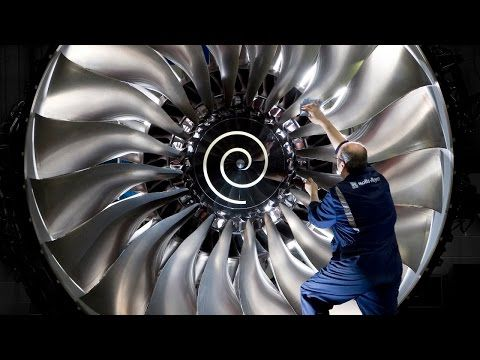 Atomic-level engineering for modern jet engine design.  Engineering atoms | Royal Society Summer Science Exhibition 2015  http://sse.royalsociety.org/2015/engineering-atoms/