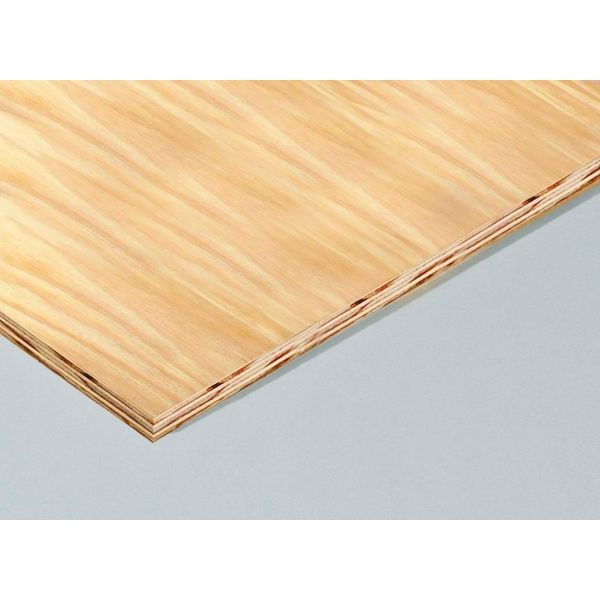 Elliotis Pine Structural Plywood 2440 x 1220 x 18mm