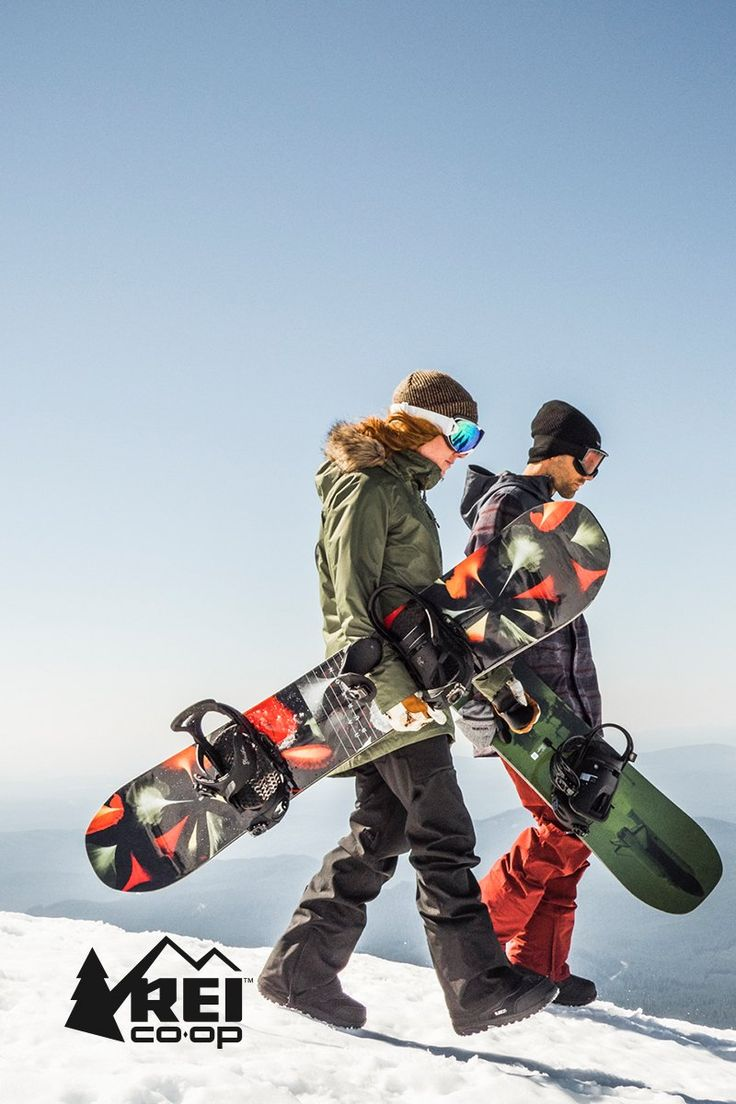 It's the time of year when we check the mountain forecasts daily. Be ready as soon as the flakes start to fall with innovative Burton boards, apparel and boots (and an expert REI boot fitting) for your best season yet.