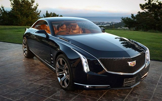 Cadillac CTS-V 2016 Uncovered - Best cars and automotive news
