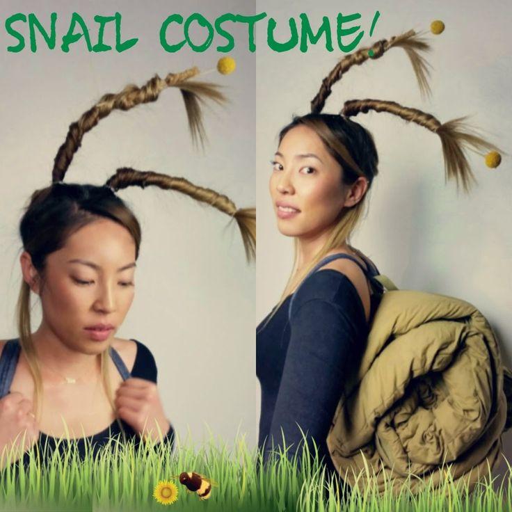 halloween costume snail - Google Search