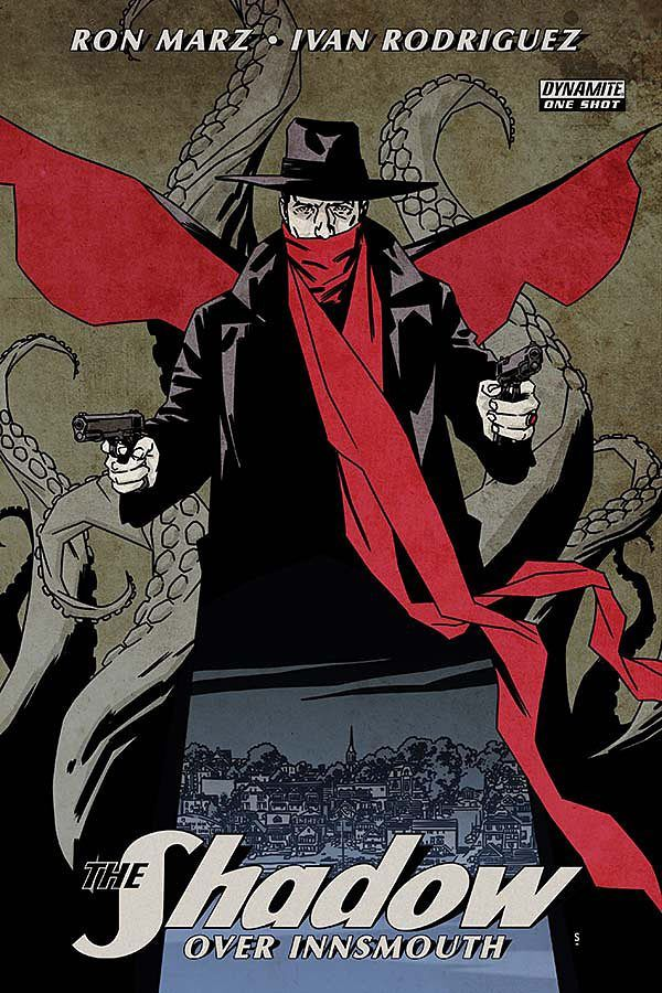 Preview: The Shadow Over Innsmouth #1
