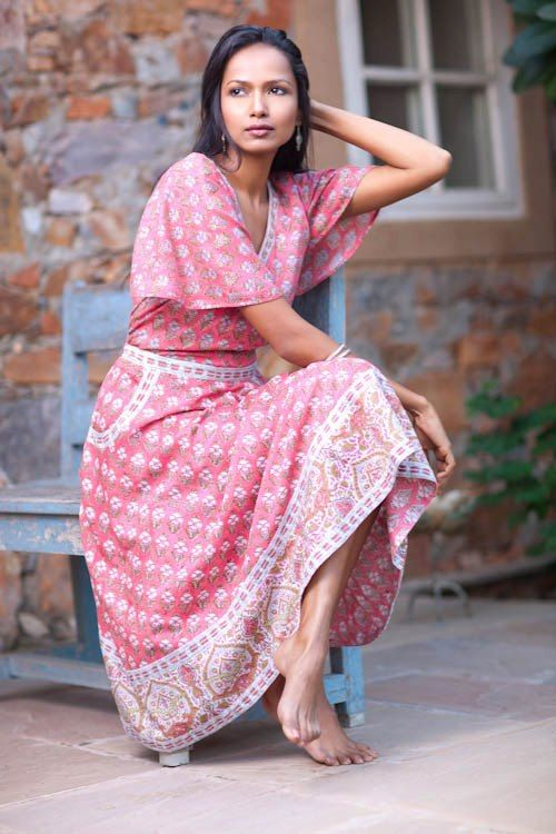 Love ANOKHI gear when in India!