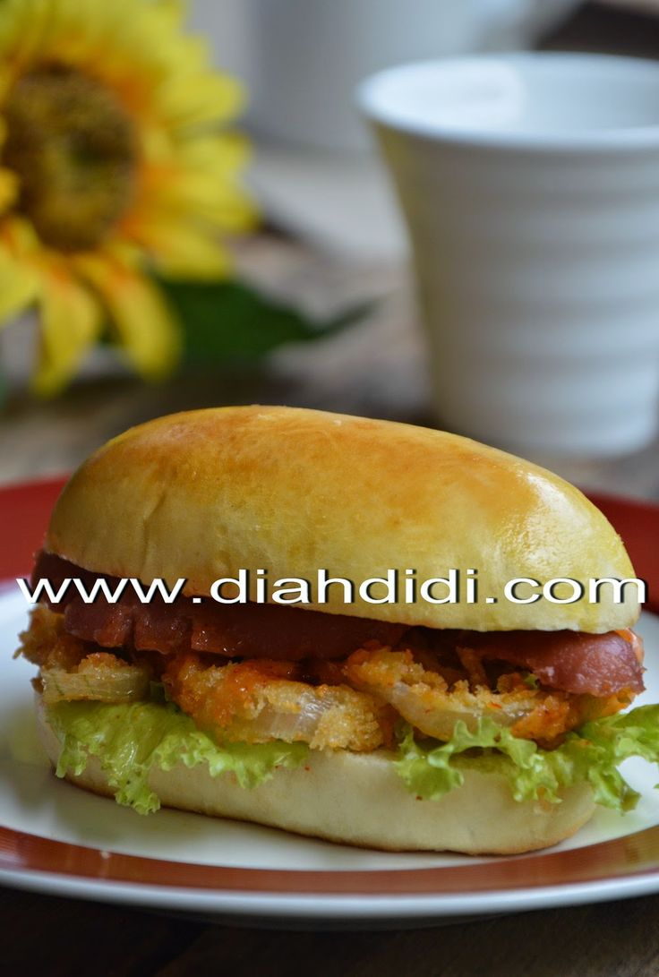 Diah Didi's Kitchen: Homemade Hot Dog