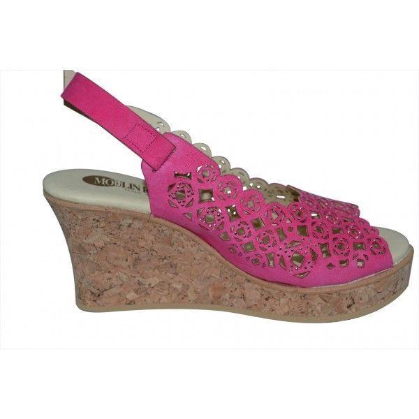 Vendita scarpe online: sandali da donna in sughero