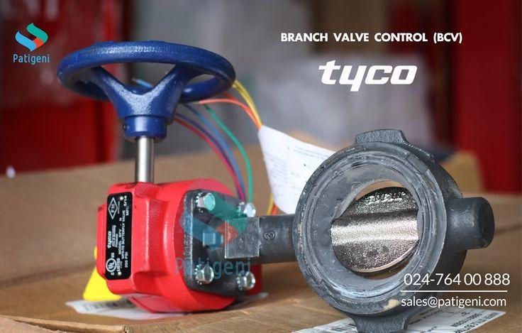 Branch Control Valve (BCV) Tyco Distributor Indonesia
