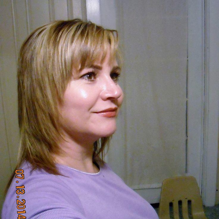 corte de cabello en capas cortas,   short layered                              …