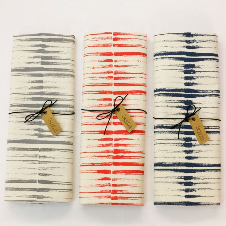 Table Runners: Wooden Stripes by SpazaStore on Etsy